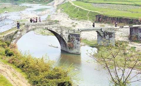 农业生产 温馨之家 教育事业 基础设施 历史文化 古石桥 古道 古风景