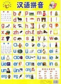 (图)拼音字母表图片