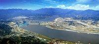 (图)长江三峡大坝