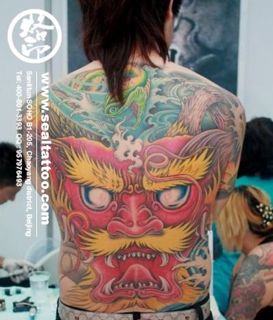 纹身图案 烙印牛头纹身 > 长春烙印纹身  长春烙印纹身 (1200x1600)
