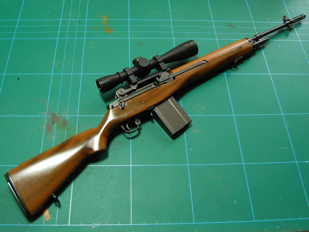 M14自动步枪  免费编辑   添加义项名