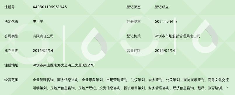 深圳直线管理咨询有限公司_360百科