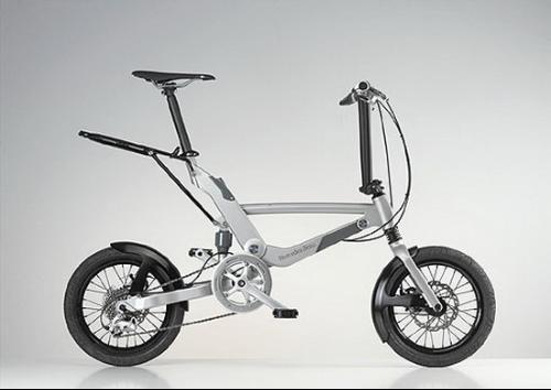 这种奔驰自行车是德国梅赛德斯·奔驰公司