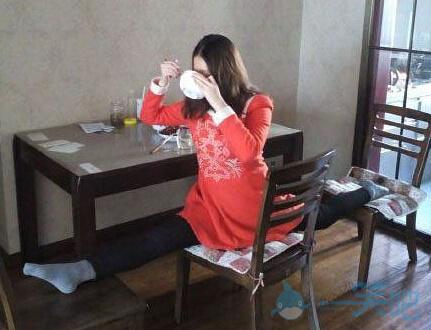 女汉子吃饭的日常