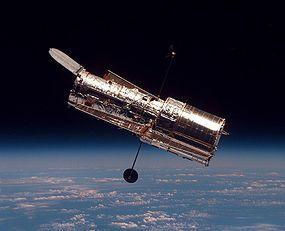 哈勃空间望远镜-哈勃望远镜