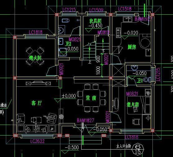 房屋设计图_360百科