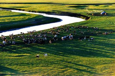 呼和浩特格根塔拉草原
