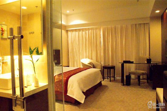 昆山格林菲尔华美达大酒店