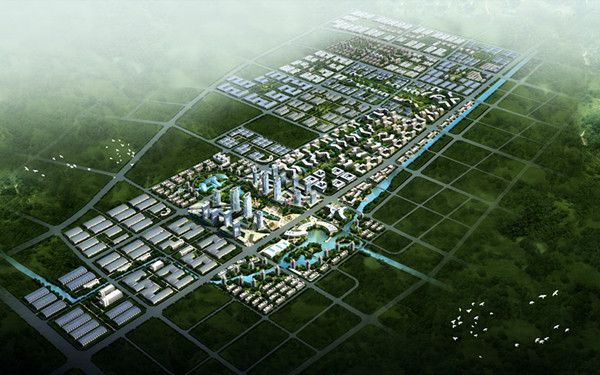 临夏市国星小区规划图