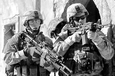 海豹特种部队的起源可追溯至二战时期的侦察与突击