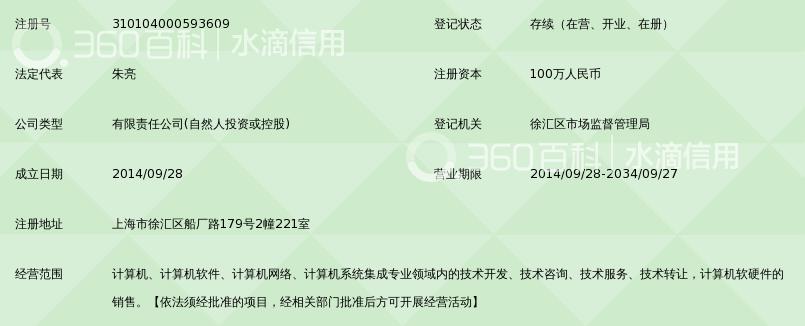 上海格讯信息科技有限公司_360百科