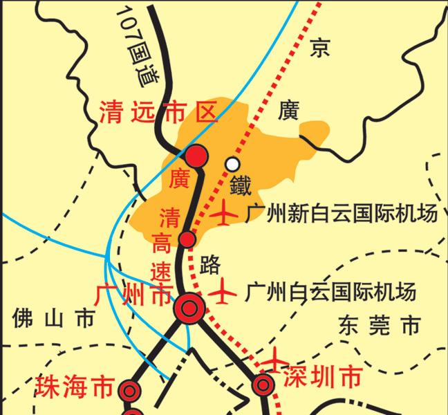 广清高速公路