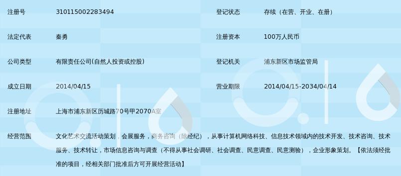 上海宏森文化传播有限公司图片