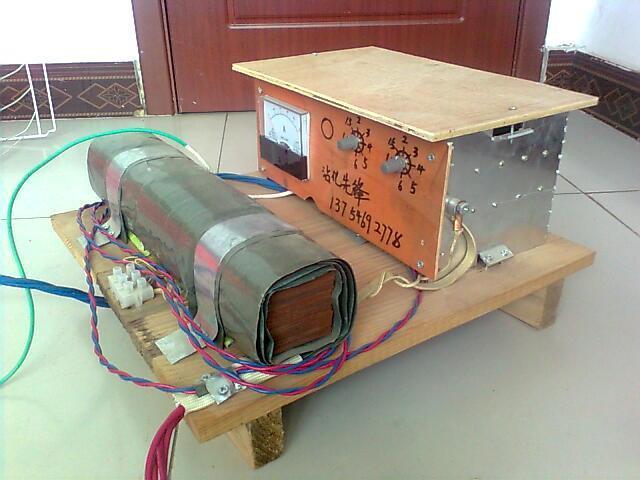 晶体管捕鱼器振荡电路线路图