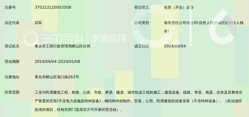 中铁城建集团第一工程有限公司青岛分公司_3