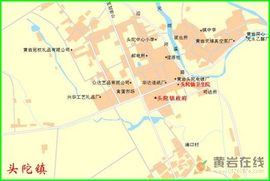 立石镇地图