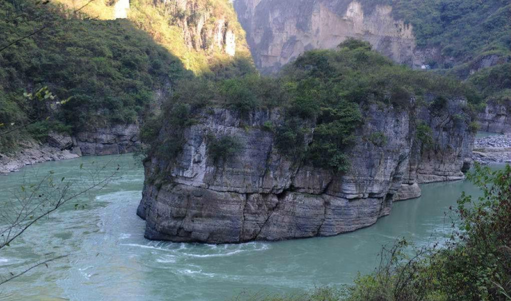 中国十大峡谷