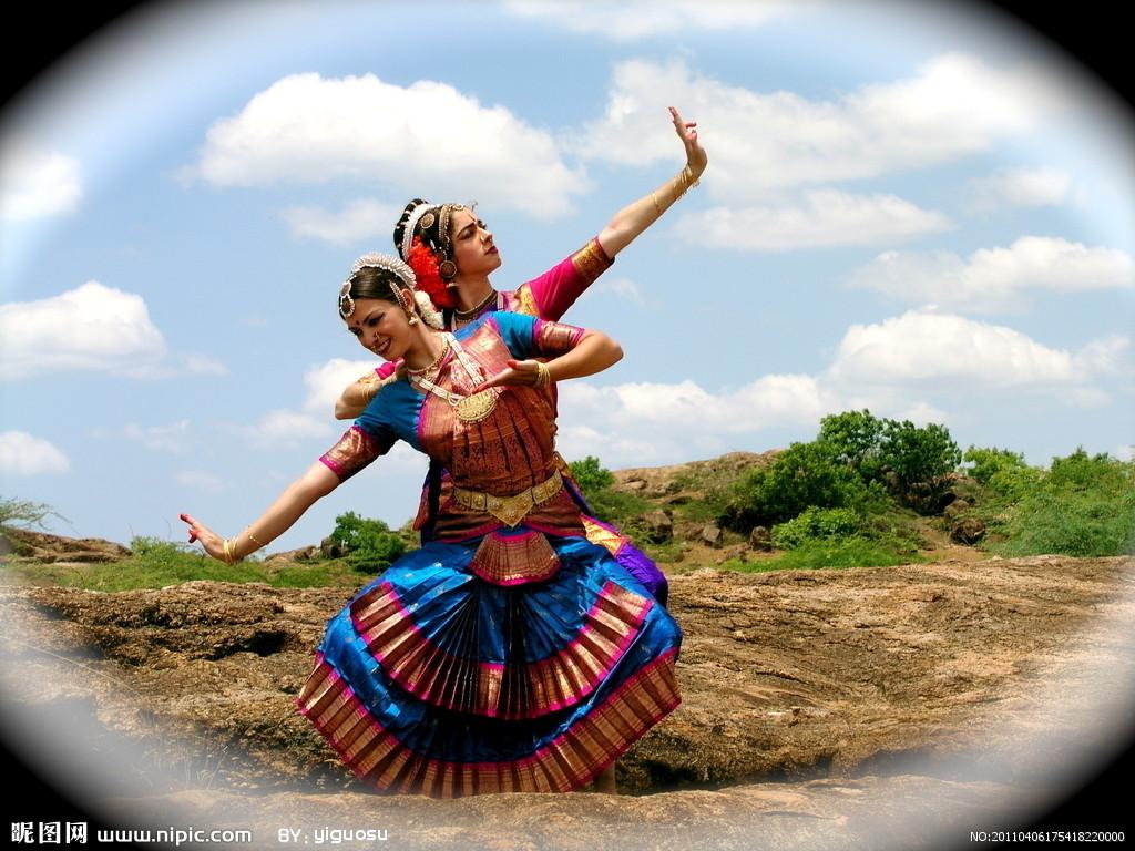 印度舞蹈_好搜百科