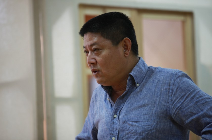 龙俊杰,上海戏剧学院教授