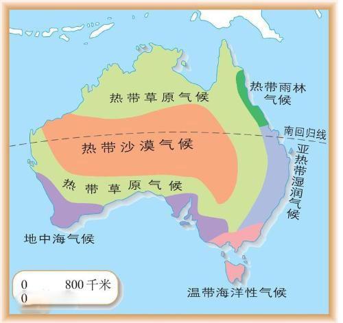 澳大利亚气候