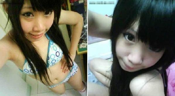 香港美女素颜房间照
