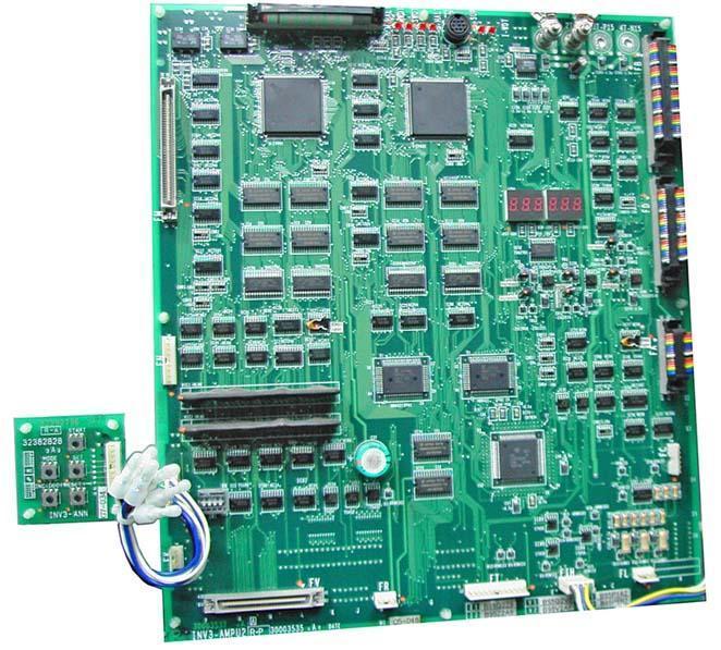 苹果6主板图解,热敏电阻分布