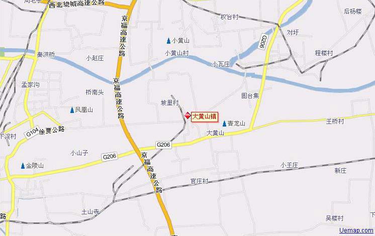 大黄山镇位于江苏省徐州市铜山县东郊
