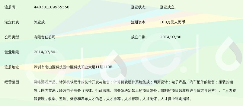深圳市红领巾网络科技有限公司_360百科