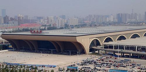 石家庄新火车站