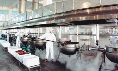 食品生产的步骤