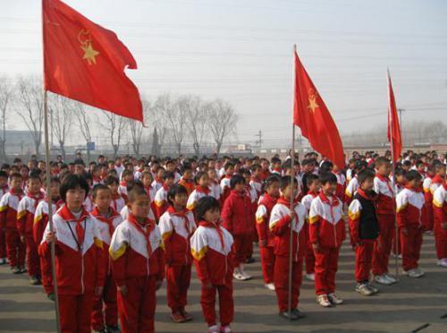 北京市海淀区上庄中心小学