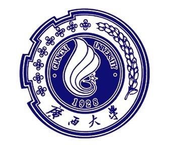 广西大学校徽